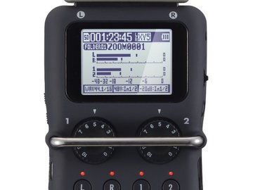 Rent: Zoom H5 Four-Track Portable Recorder