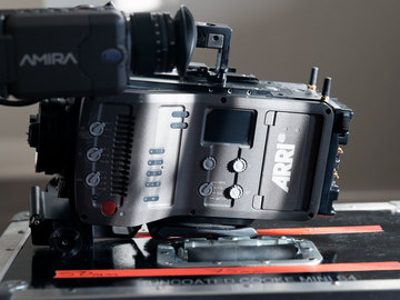 Rent: ARRI Amira With Accessories