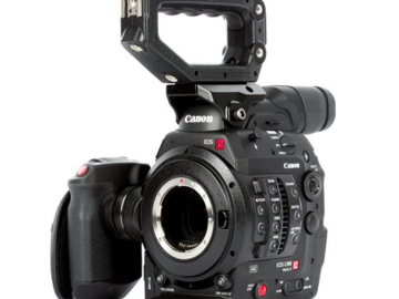 Rent: C300 Mark ii EF Mount
