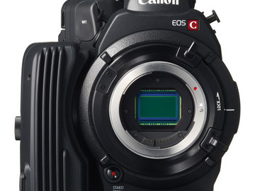 Rent: Canon C500 Kit