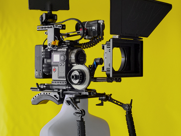 Rent: RED WEAPON HELIUM 8K s35 Camera 'Production' Package