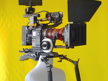 Rent: RED WEAPON HELIUM 8K s35 Camera Angenieux Zooms Package