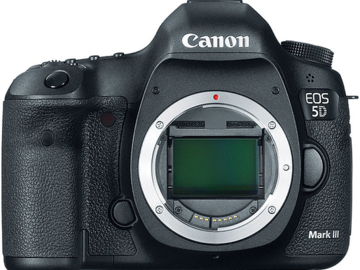 Canon 5D Mark III Package w/ Canon DSLR Zoom Lens
