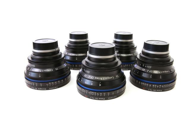 Zeiss CP.2 Lens Set
