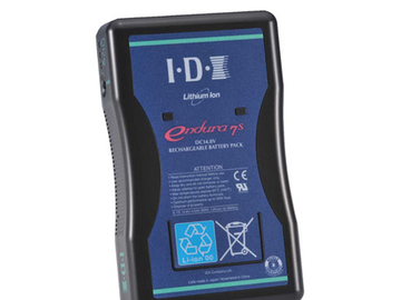 Rent: (3) Skinny IDX E-7S Battery 68Wh for Gimbal