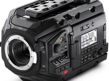 URSA MINI PRO + Cooke Panchro 5 Lens Set