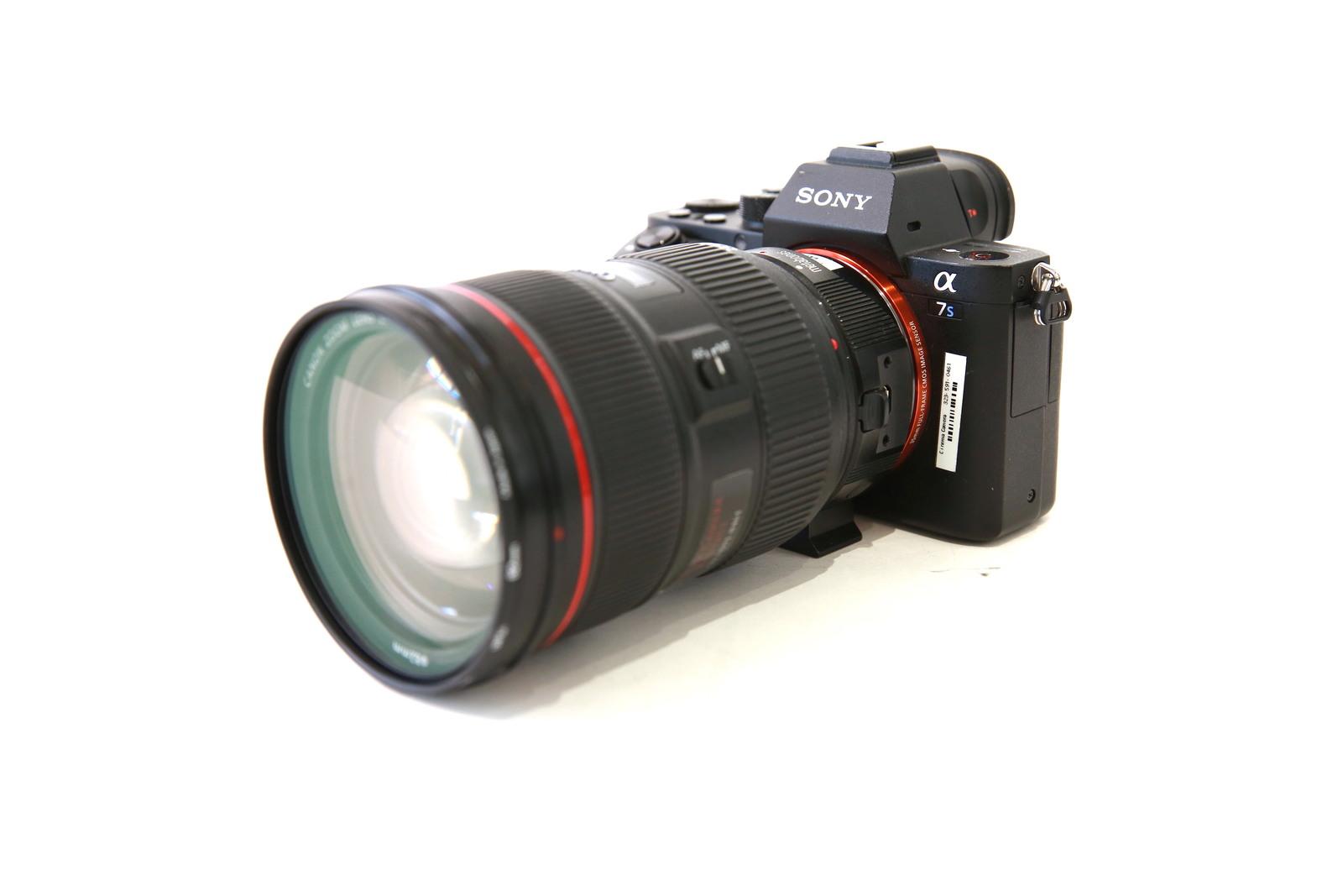 Rent Sony A7s II Camera Kit | ShareGrid