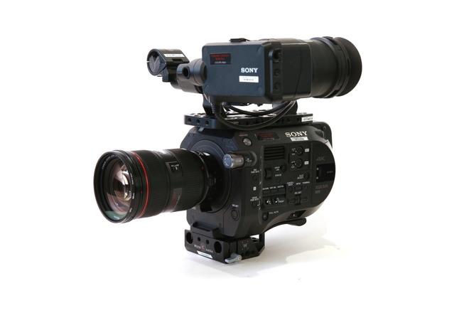 Sony PXW-FS7 Camera Package