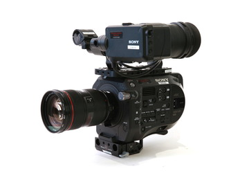 Rent: Sony PXW-FS7 Camera Package