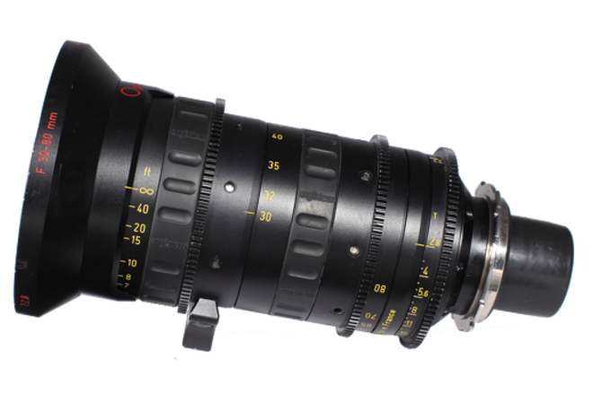 Angenieux Optimo DP Rouge 30-80