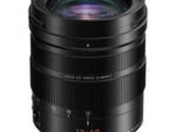 Rent:  The New Panasonic Leica DG Vario-Elmarit 12-60mm f/2.8-4