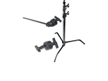 Rent: Black Avenger C-Stand Grip Arm Kit
