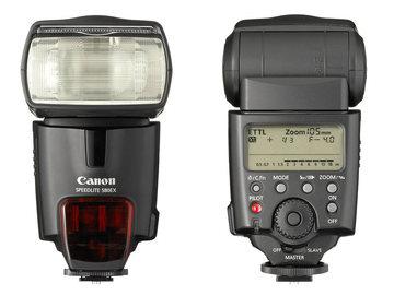 Rent: Canon 580EX Speedlite Flash