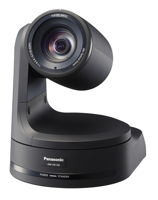 Panasonic HE-130 PTZ Robotic Camera