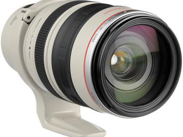 Rent: Canon EF 28-300mm f/3.5-5.6L IS USM Lens