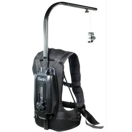 Flycam Flowline backpack camera / gimbal support