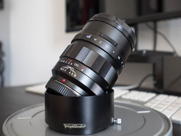 Rent: Voigtlander Nokton 42.5 mm f/0.95 for Micro Four Thirds
