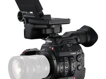 Canon C300 Mark II (MKII) Body Package