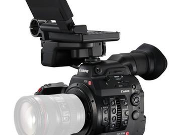 Rent: Canon C300 Mark II (MKII) Body Package