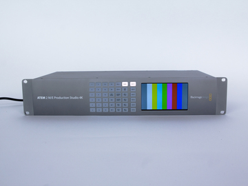 Rent: BlackMagic Design Atem 2 M/E