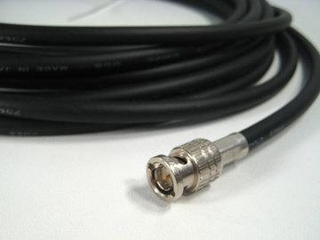 "Rent: ""Shortie"" BNC HD-SDI Cable x1"