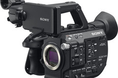 Rent: Sony FS5 Package