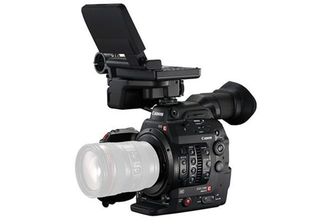 C300 Mark II Camera with choice of lens (EF mount)