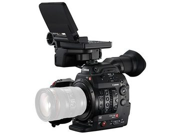 Rent: C300 Mark II Camera (EF mount)