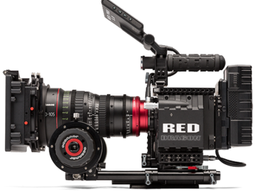 RED EPIC DRAGON package + Cooke Panchro (5 Lens Set)