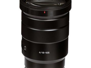 Sony 18-105mm t4