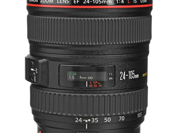 Rent: Canon 24-105mm 4