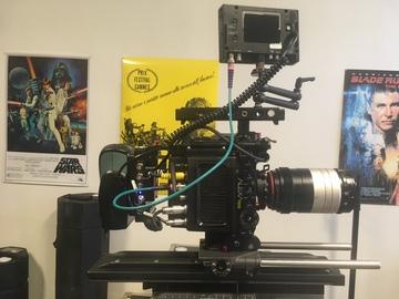 Rent: ARRI ALEXA MINI KIT! Camera, Batteries, Media, Cage, OnBoard