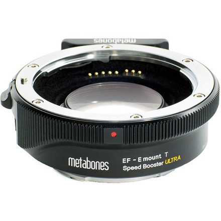 Metabones Speed Booster Ultra Sony E mount to Canon EF mount