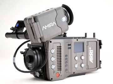 Rent: Arri Amira PL Mount--4K Premium License W/Angeniuex Zooms