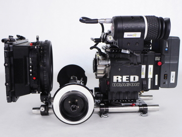 Rent: Red Epic Dragon Pro Package