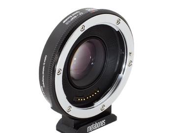 Rent: EF to BMPCC Canon Pocket Camera Speedbooster