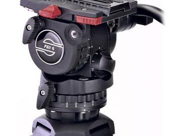 Rent: Sacthler 0407 FSB-6 Fluid Head and Tripod 75mm Ball