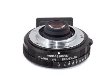 Rent: Nikon to BMPCC Speedbooster