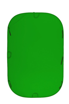6x9 Collapsible Green Screen