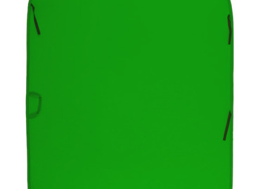 Rent: 6x9 Collapsible Chromakey Background (Green)