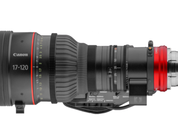 Rent: Custom for Francisco Raposo Canon 17-120 F2.8 Servo Zoom