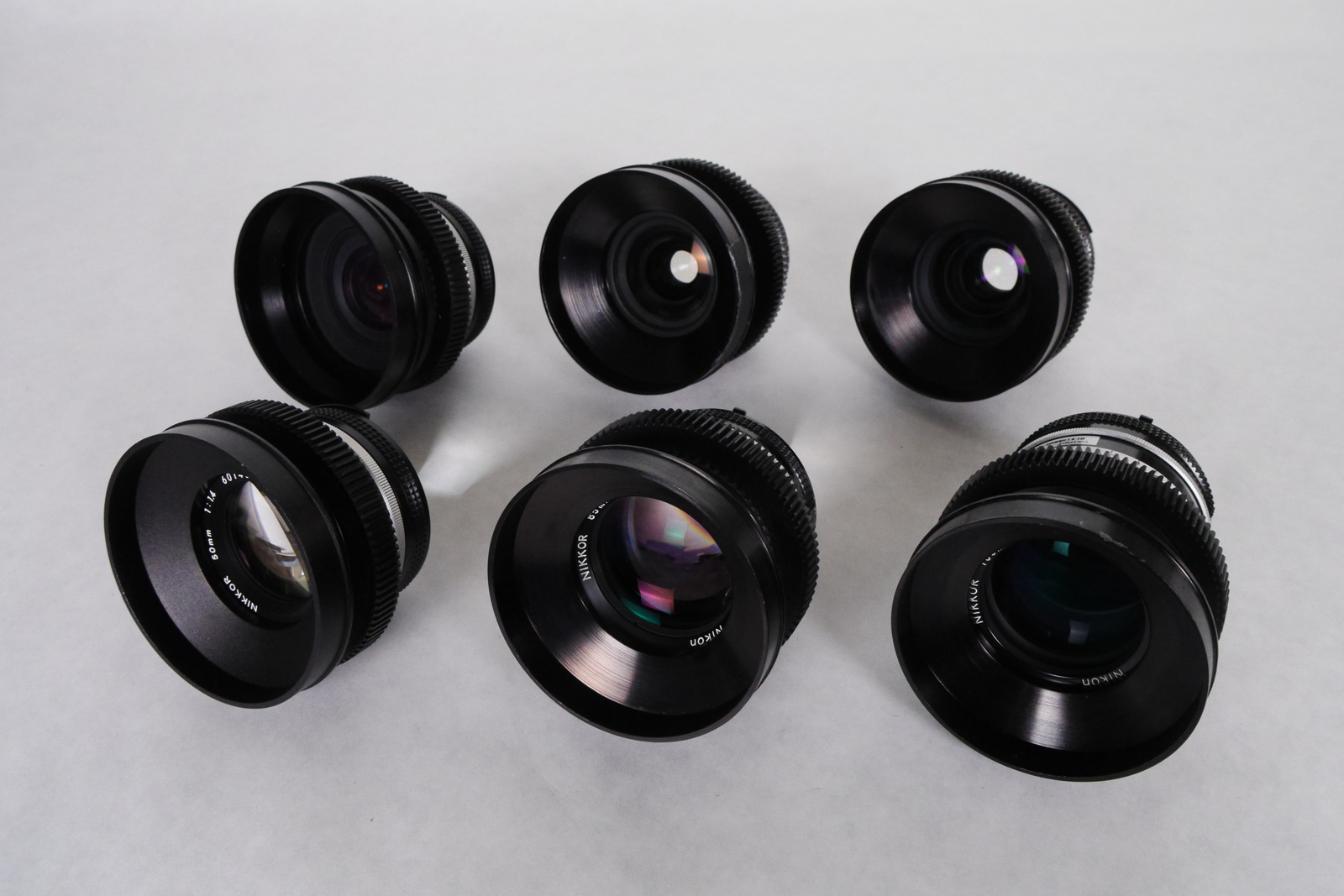 Rent a Nikon Cine-Mod 6 Lens Set, Best Prices | ShareGrid Los Angeles