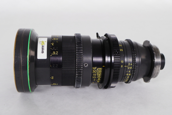 Canon 8-64mm T2.4 Super 16 Zoom Lens