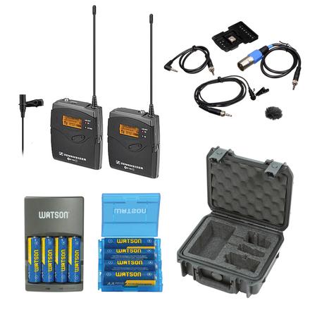 Sennheiser EW 112-P G3 Lavalier Mic Kit - A (516-558 MHz)