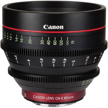 Canon CN-E Cinema Prime Lenses 85mm