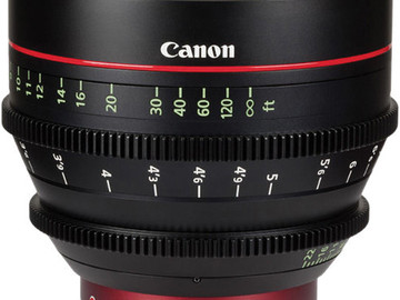 Rent: Canon CN-E Cinema Prime Lenses 85mm