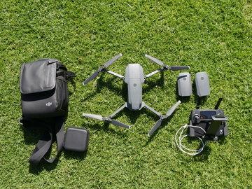 Rent: Cheap! DJI Mavic Pro 4K + Batteries + Accessories!