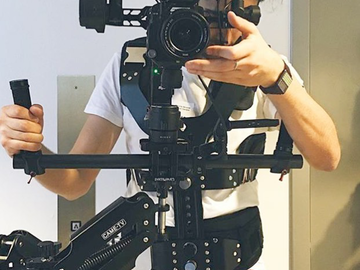 Rent: DJI Ronin with Came TV Vest and Arm