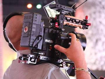 Rent: Full Dual Red Epic Helium Production Team & Package