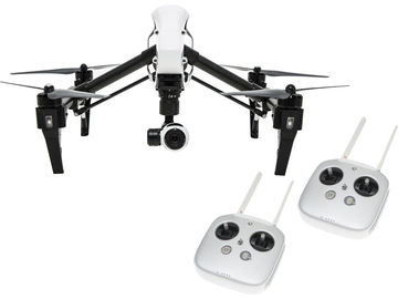 Rent: DJI Inspire 1 Quadcopter w/4K Camera & 3-Axis Gimbal (2